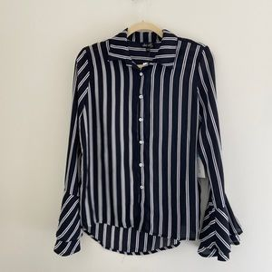 NWT Dee Elly blouse